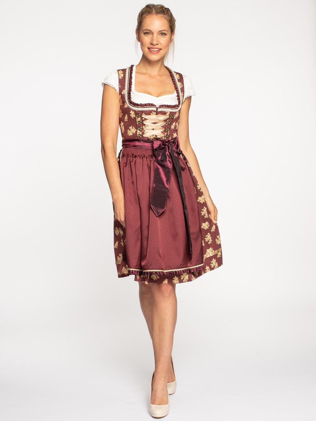 Opvallen op een feest met een Tiroler jurk